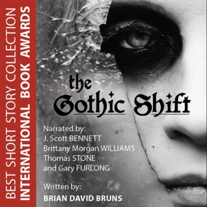 Gothic Shift audio cover